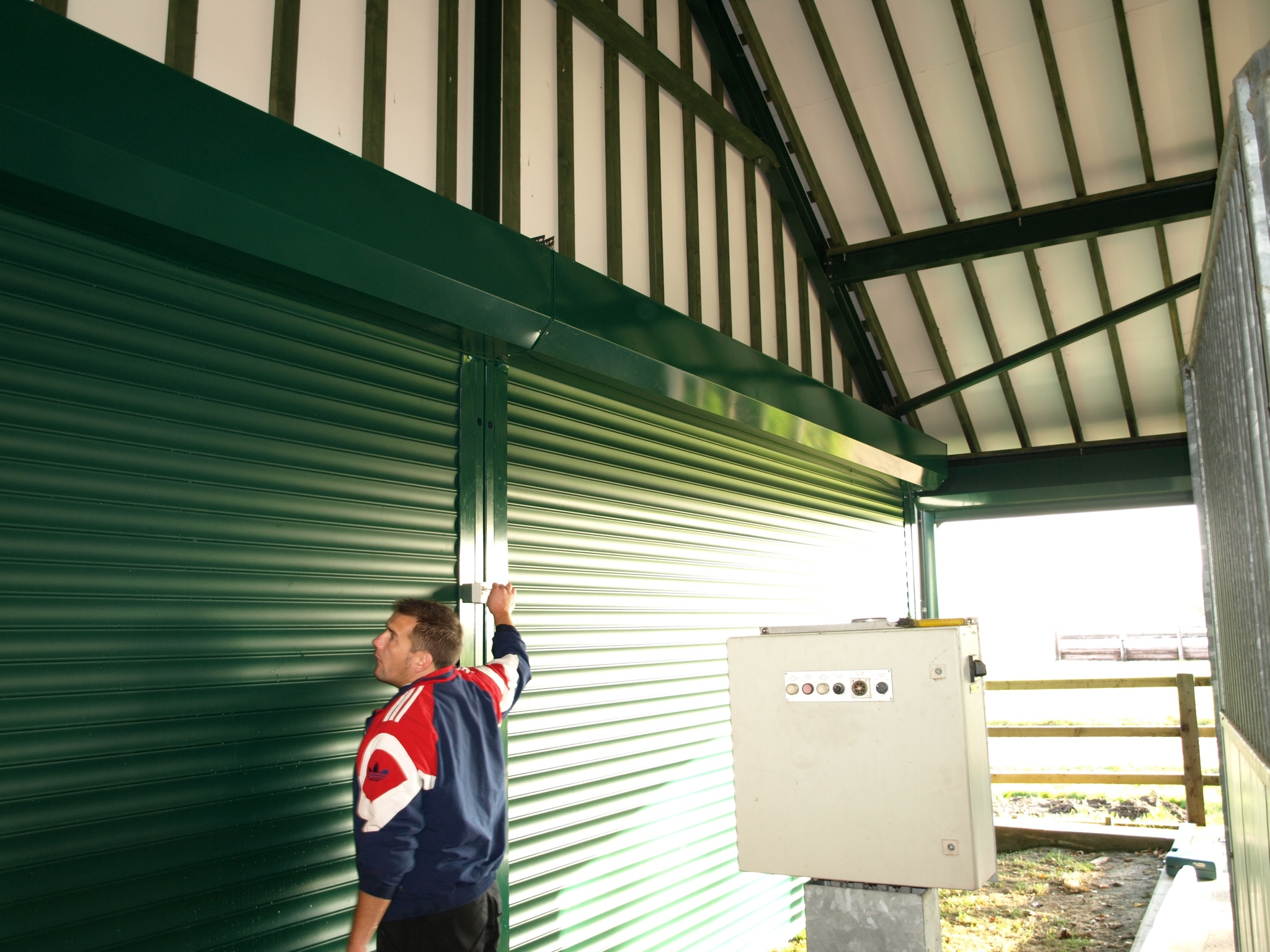 Commercial Security Shutters Business Security Shutters