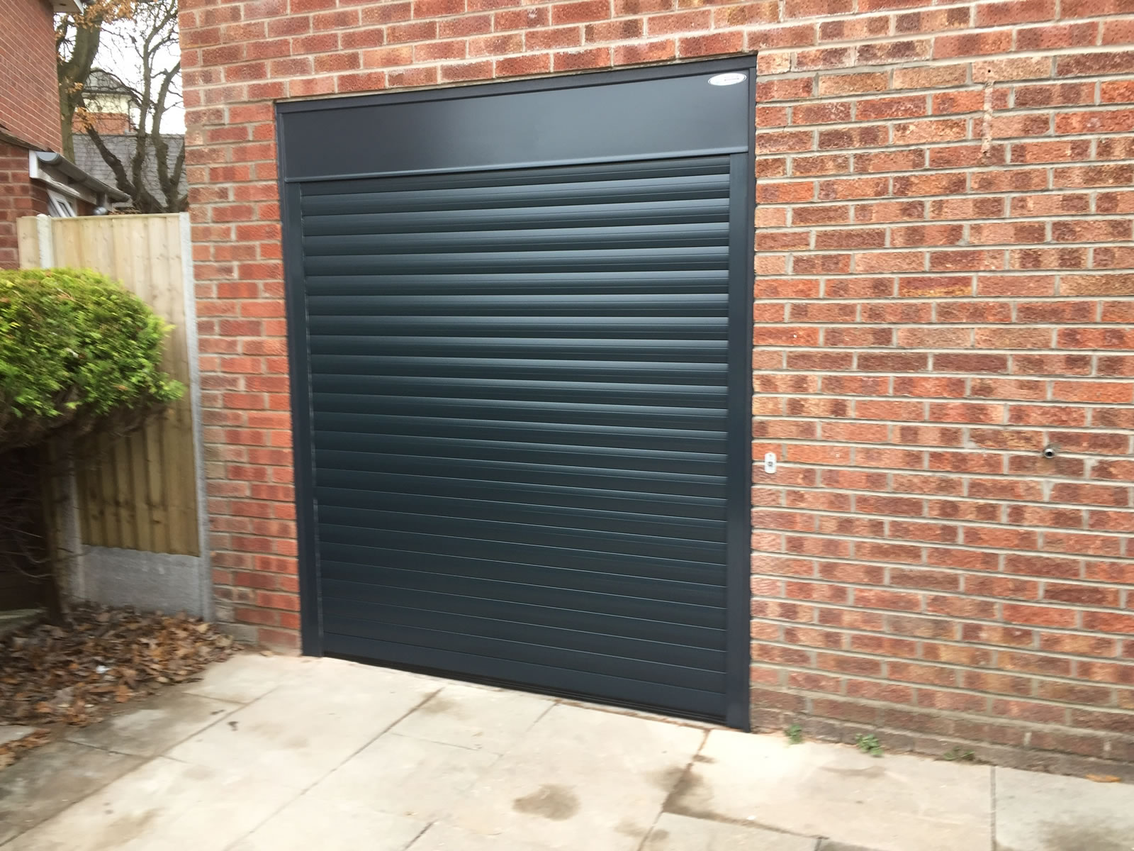 Roller Garage Doors Bespoke Electric Roller Doors Rolux Uk