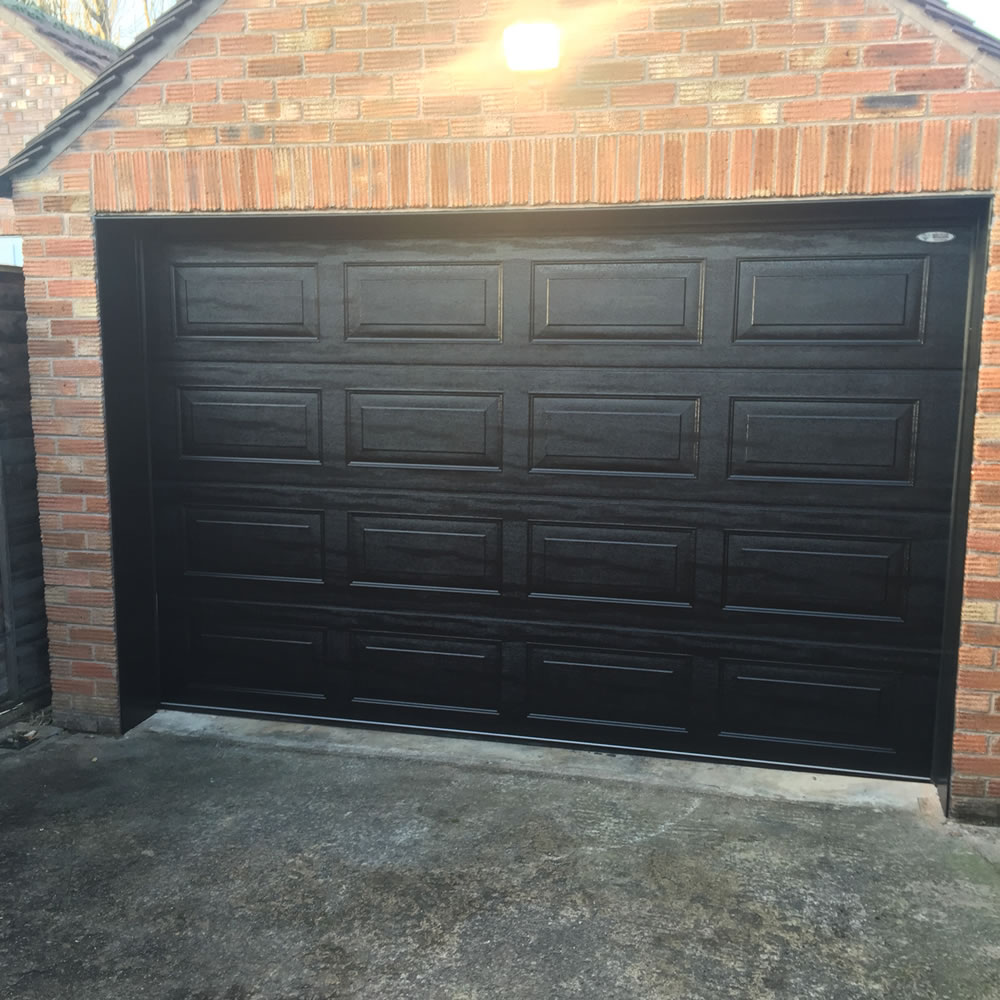 Sectional Garage Doors Manufacture Amp Installation