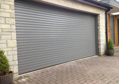 RAL colour roller door