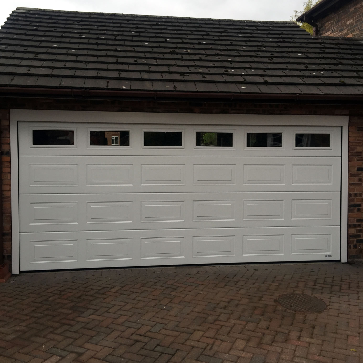 Sectional Garage Doors Manufacture Installation Rolux Uk Ltd