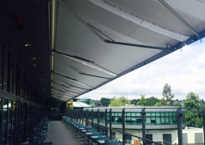 Wimbledon Tennis Awnings