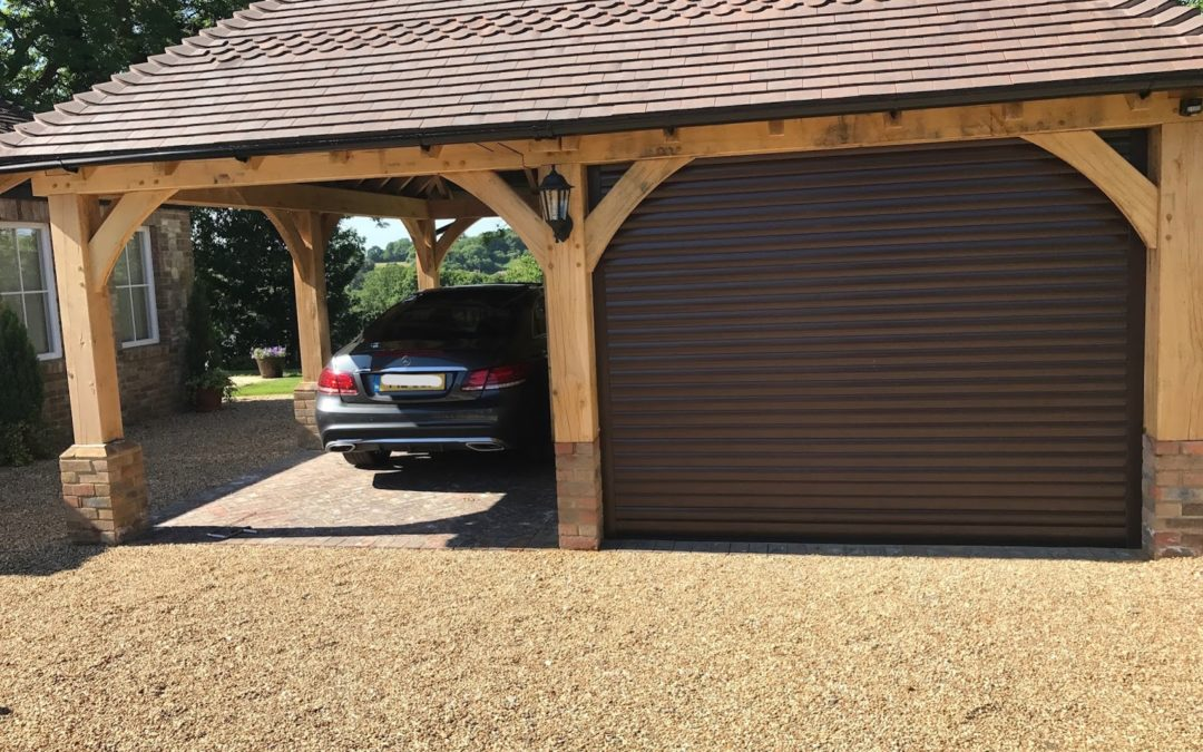 Roller Garage Door Installation