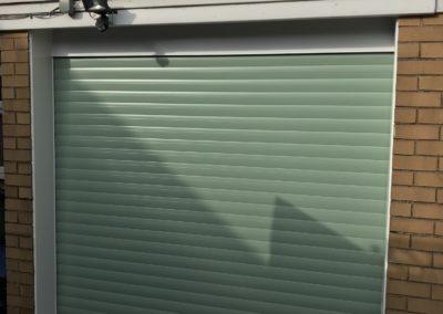 Chartwell Green Roller Door